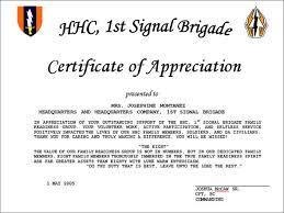 certificate of appreciation template 25 download in word pdf