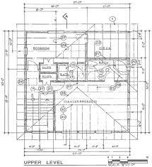 kingcountyexamplefloorplanbedroom typical floor framing plan