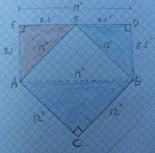 pythagorean geometry confounds home plate umpires math on the