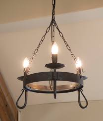 Wrought Iron Chandelier Uk Shepherds Crook 3 Light Wrought Iron Chandelier Shepherds Crook