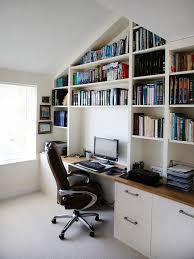Home Office Shelving by Bespoke Home Office Furniture London Furniture Artist