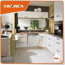 modern kitchen furniture modular pvc small kitchen cabinet almirah