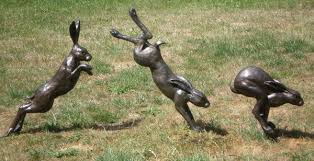 hares and rabbits sculptures sculpture artworks page 1 sorted
