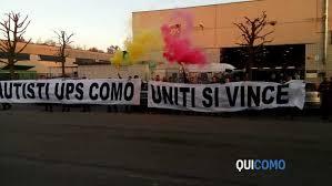 sede dhl torino sciopero dei corrieri a como proteste ups dhl e sda bloccati