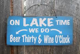 lake life lake sign lake house sign lake house decor lake