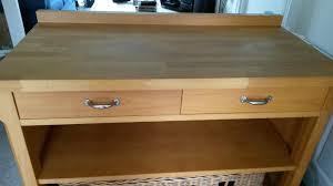 freestanding kitchen furniture habitat oliva beech freestanding kitchen unit in christchurch