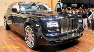 roll royce 2016 2016 rolls royce phantom serie 2 limousine v12 6 litre geneva
