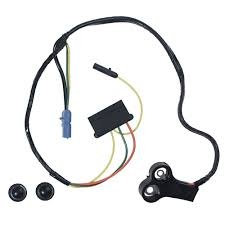 mustang alternator wiring harness without tach 1970
