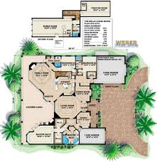 pool floor plans golf course house plans with photos views u0026 luxury outdoor living