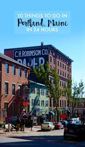 Portland Tourist Map by Best 25 Portland Maine Ideas On Pinterest Maine Camping In