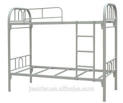 Steel Bunk Beddouble Decker Bedguangzhou Single Metal Bunk Beds - Steel bunk beds