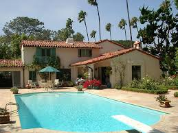 spanish style villa pool walk to beach a vrbo