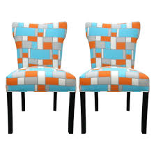 floral dining room chairs dining chairs full size of dining fabric chairs amazing blue