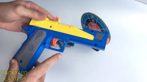 hi capa toy dart gun pack unboxing and review backyard blasters