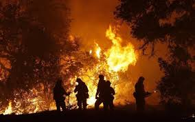 Wildfire Dc by Wildfires Could Get Emergency Funding Under Deal To End U0027fire