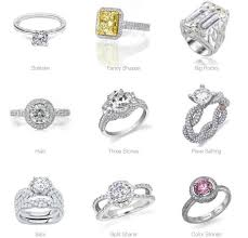 diamond ring cuts engagement ring cuts types sparta rings