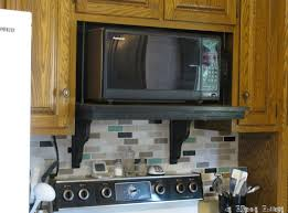 Wireless Under Cabinet Lighting by Cabinet Under Cabinet Microwave Oven Style Microwave With