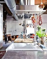 modern industrial kitchen design ideas beauteous breathingdeeply