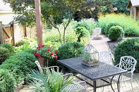 Backyard Guest Cottage by A Garden Tour With A Guest Cottage Hometalk