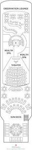 national geographic orion deck plans observation deck what u0027s