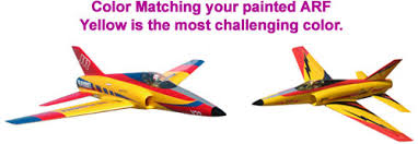 bvm tips u0026 how to u0027s color matching your painted arf aircraft
