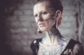 bats face tattoos best tattoo ideas gallery