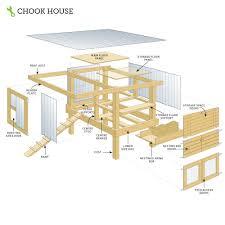 how to build a chook house australian handyman magazine