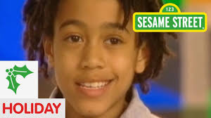 sesame street kids talk about holidays youtube