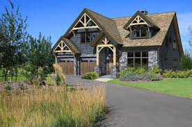 Lakefront Home Floor Plans Plan With Garage It Works Great As A Mountain Or Lakefront House