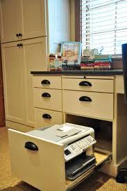 wall desks office cabinets hidden desk with locking file drawer