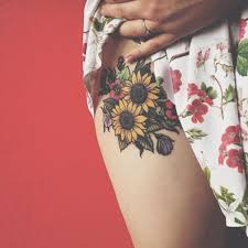 Pretty Flowers For Tattoos - best 25 color tattoos ideas on pinterest colorful tattoos