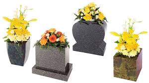 Memorial Vases For Graves Uk Memorials Harborough Stone Ltd