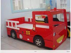 Fire Engine Bed My First Fire Engine Bed From The Bean Bag Store Fits A Twin