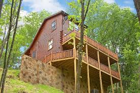 Tree Top Cottage Big Bear by Big Bear Cub House A Gatlinburg Cabin Rental