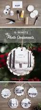 Wooden Christmas Ornaments To Make 1533 Best Photo Crafts Images On Pinterest Creative Ideas