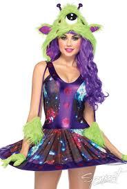 Purple Halloween Costume Ideas Miss Martian Costume Spurst Com This Is Halloween Pinterest