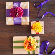 Michaels Gift Wrap - gift wrap
