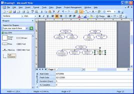 integrating visio 2007 and project 2007