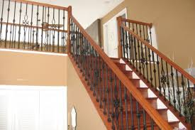 Replacing A Banister And Spindles Renovations Loudoun Stairs