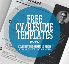 resume templates 2017 word doc 20 free cv resume templates 2017 freebies graphic design