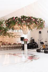 Chandeliers Toronto Floral Chandelier Greenery Tent Wedding Decor Toronto This