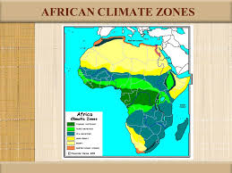 africa map climate zones africa from pre history to classical age geography
