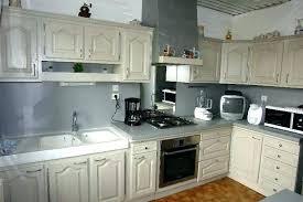 peinture meuble cuisine chene repeindre une cuisine en chene inspirant meuble cuisine en chene