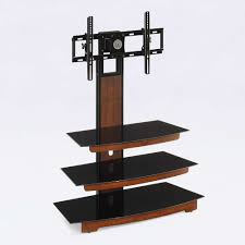 wall mounted cat stairs whalen 3 tier cherry brown flat panel tv stand for tvs up to 50