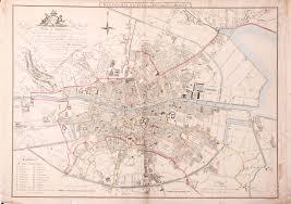 Dublin Ireland Map Maps Of Ireland Part 9 Dublin 1717 1890 Dg005 I Dg200 U2013 L Brown