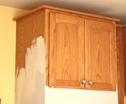 red oak wood alpine shaker door kitchen cabinets painted with