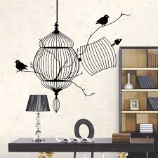 poster color picture more detailed picture about 2015 new 50 2015 new 50 57cm elegant free birds wall sticker high quality fashion design home decro