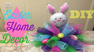 Bunny Rabbit Home Decor Dollar Tree Easter Home Decor Diy Youtube