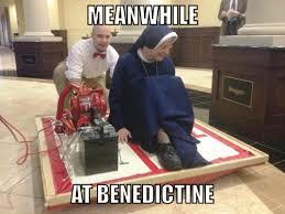 College Humor Meme - catholic college humor