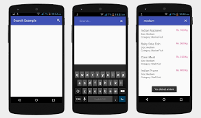 image search android android search view with php and mysql
